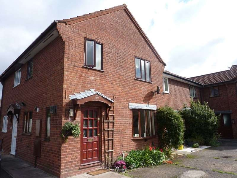 2 Bedrooms Property for sale in Pickwick Court, Shifnal