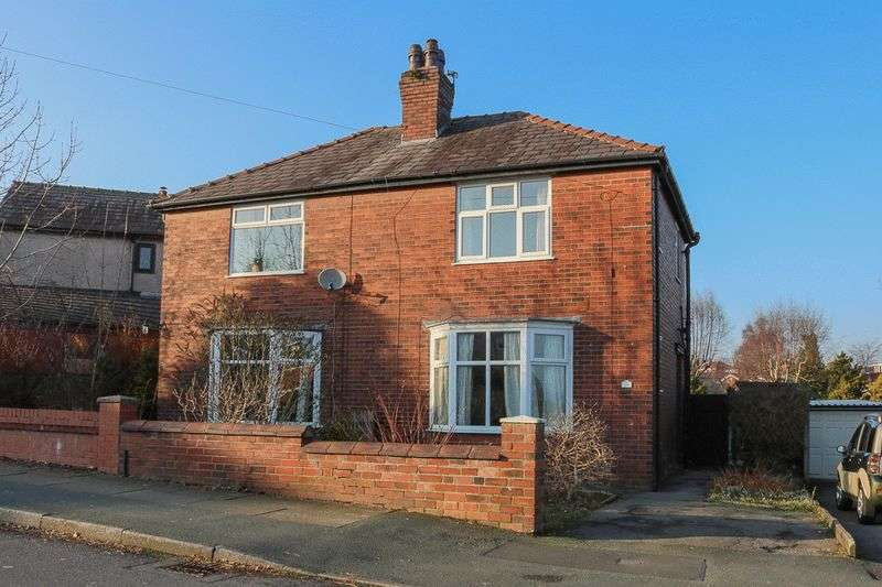 3 Bedrooms Semi Detached House for sale in Sharples Avenue, Bolton