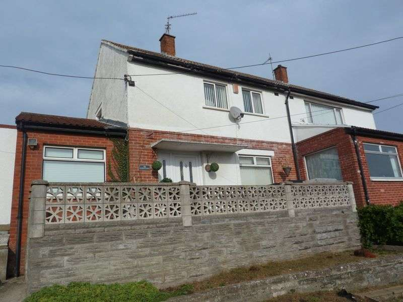 2 Bedrooms Semi Detached House for sale in Plymouth Road, Barry Island