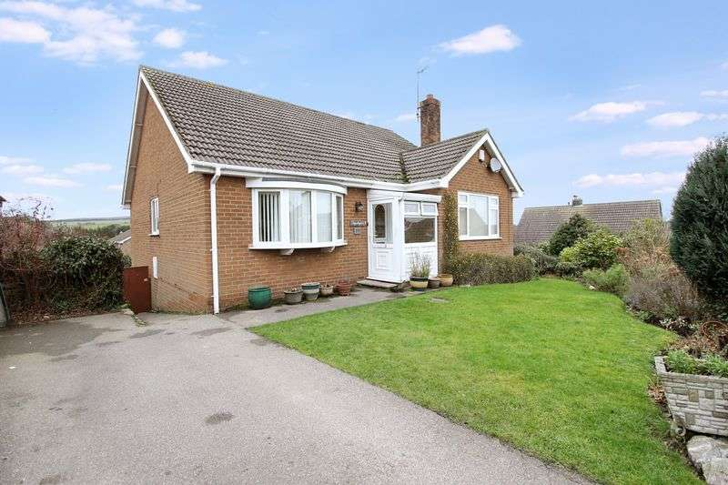 3 Bedrooms Detached Bungalow for sale in Limestone Road, Burniston