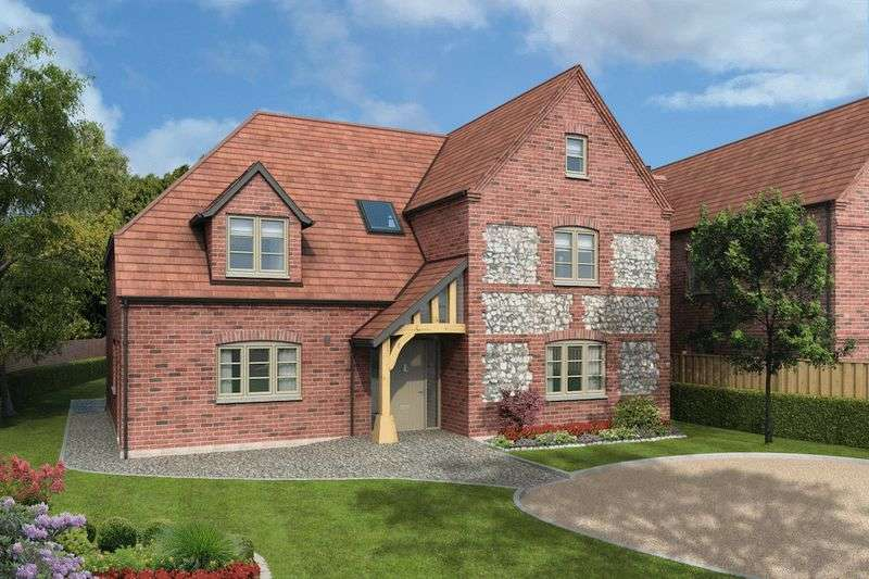 5 Bedrooms Detached House for sale in Busgrove Lane, Henley-On-Thames