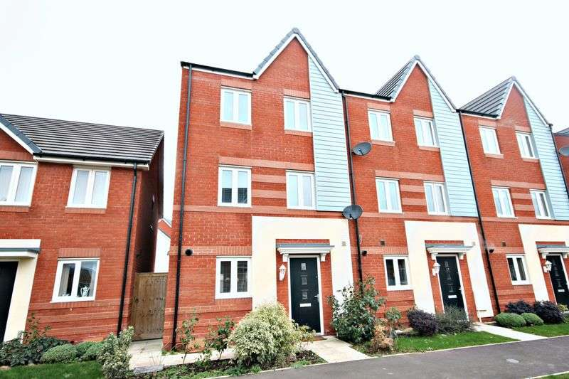 4 Bedrooms House for sale in Belgravia Drive, Bridgwater