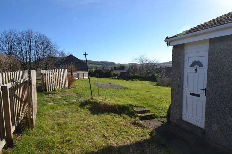 2 Bedrooms Semi Detached Bungalow for sale in West End, Chatton
