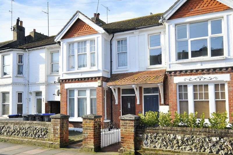 2 Bedrooms Flat for sale in Eriswell Road, Worthing