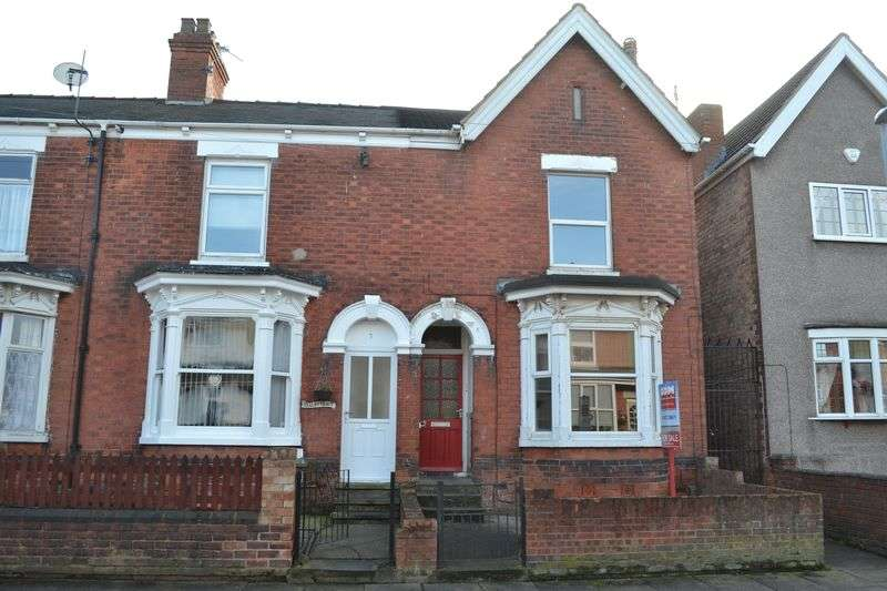 3 Bedrooms House for sale in St Augustine Avenue, Grimsby