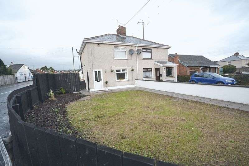 2 Bedrooms Semi Detached House for sale in Larne Road, Carrickfergus