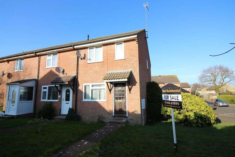 3 Bedrooms Terraced House for sale in Langdon Close, Chard