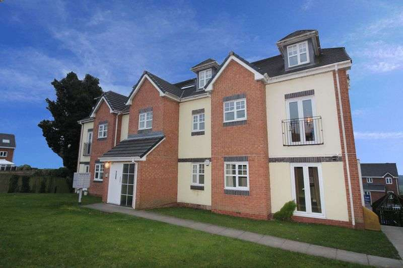 2 Bedrooms Flat for sale in Beacon View, Standish, Wigan