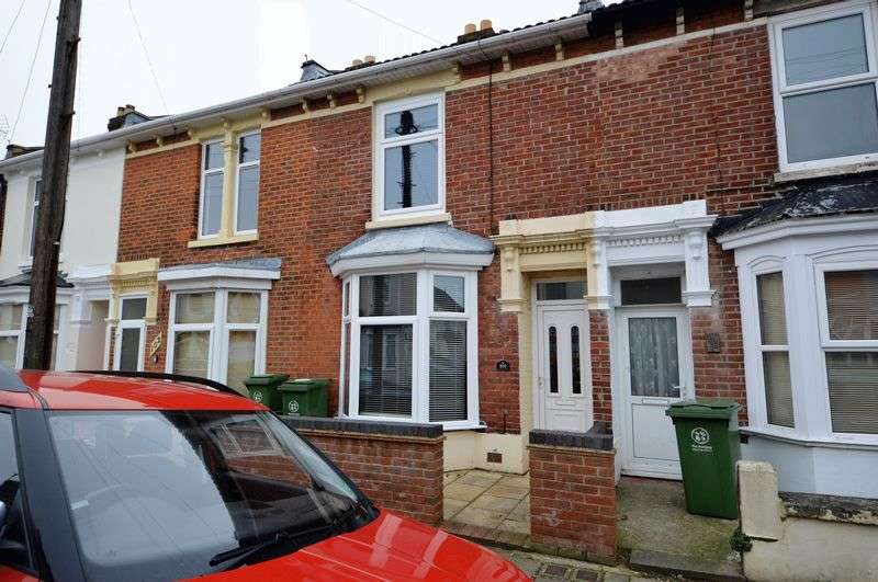 2 Bedrooms Terraced House for sale in Drayton Road, North End