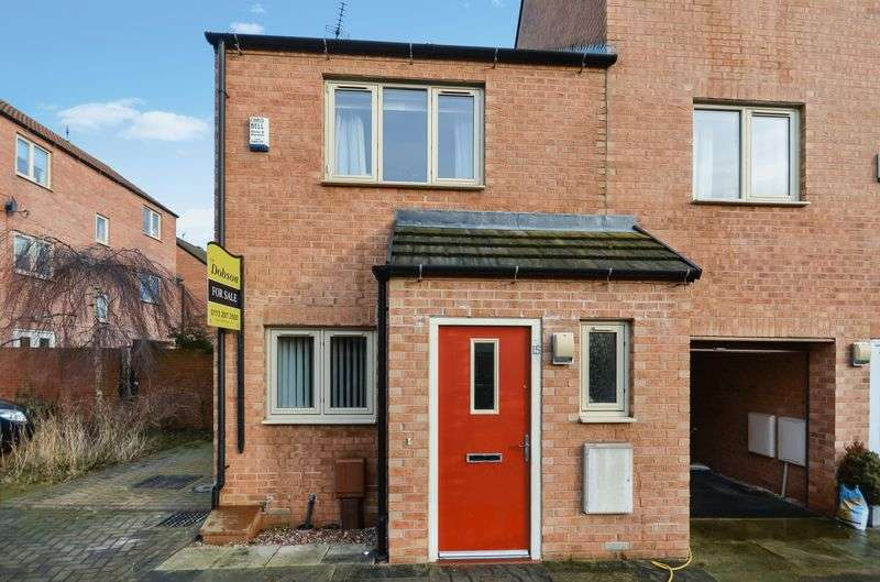 2 Bedrooms House for sale in 15 Davy Road, Allerton Bywater, Castleford, WF10 2EU