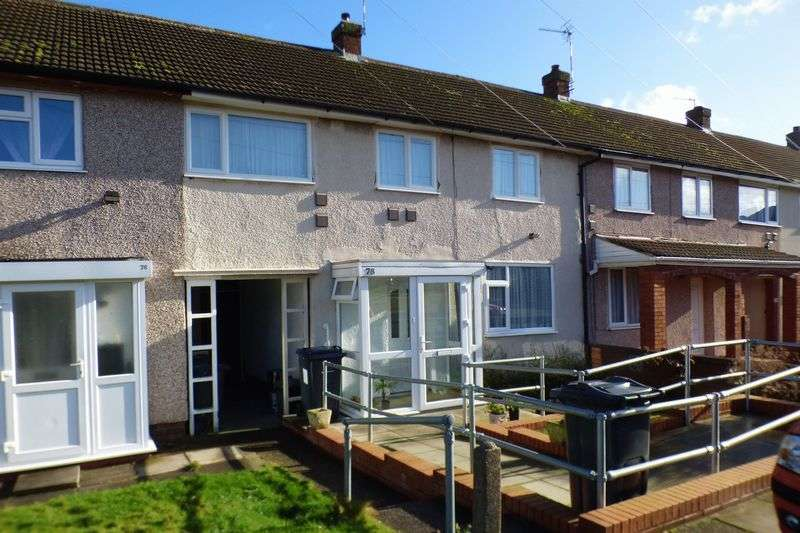 3 Bedrooms Terraced House for sale in Haywood Road, Tile Cross