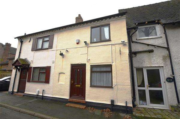 1 Bedroom Terraced House for sale in Doncaster Lane, Penkhull, Stoke-On-Trent