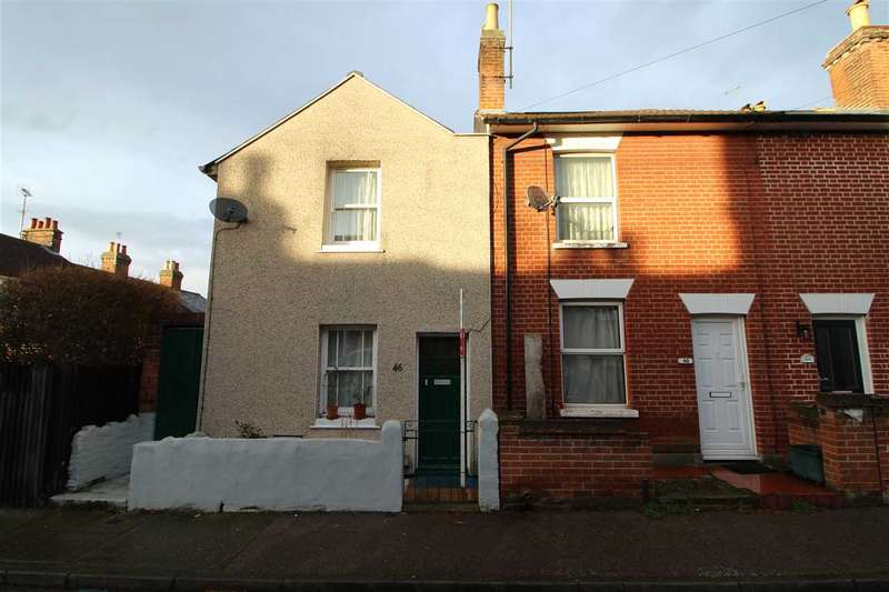 2 Bedrooms End Of Terrace House for sale in Cromwell Road, Colchester