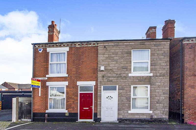 2 Bedrooms Semi Detached House for sale in Bridge Street, Long Eaton, Nottingham, NG10