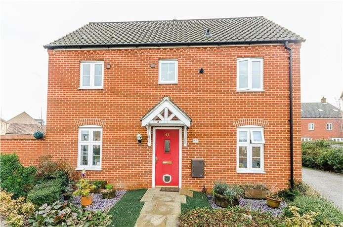 3 Bedrooms End Of Terrace House for sale in Morley Drive, Ely