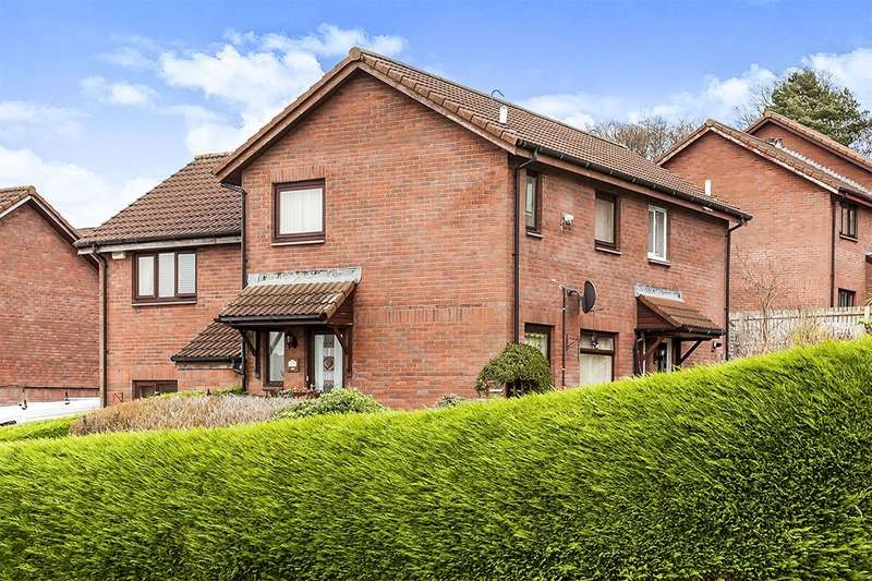 1 Bedroom Semi Detached House for sale in Mckinnon Drive, Mayfield, Dalkeith, EH22