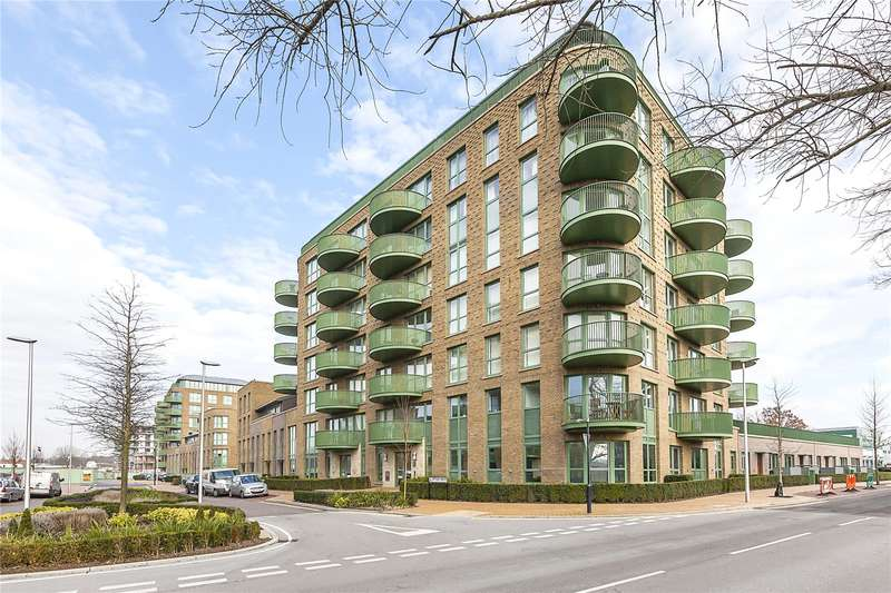 1 Bedroom Flat for sale in Maltby House, 2 Ottley Drive, London, SE3