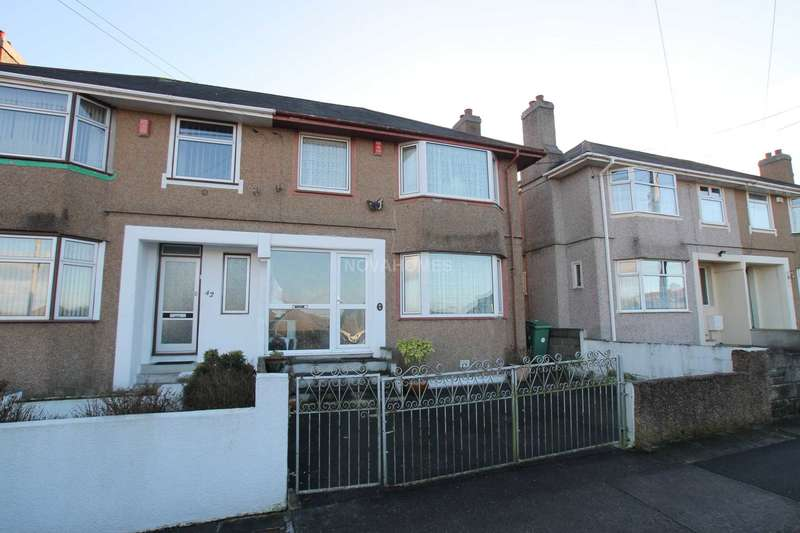 4 Bedrooms Semi Detached House for sale in Marina Road, West Park, PL5 2NP