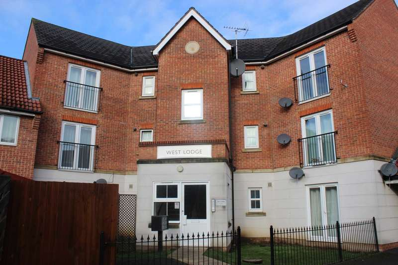 2 Bedrooms Apartment Flat for sale in West Lodge, Thamesmead West, SE28 0BG