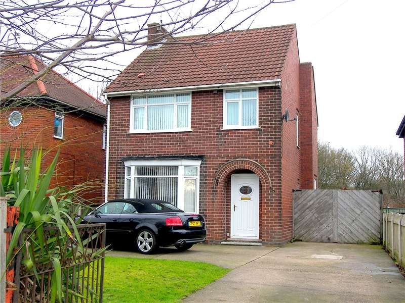 3 Bedrooms Detached House for sale in Town Street, Pinxton, Nottingham, Nottinghamshire, NG16