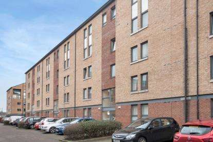 2 Bedrooms Flat for sale in Minerva Way, Finnieston