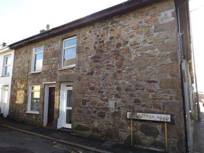 3 Bedrooms End Of Terrace House for sale in Camborne, Cornwall