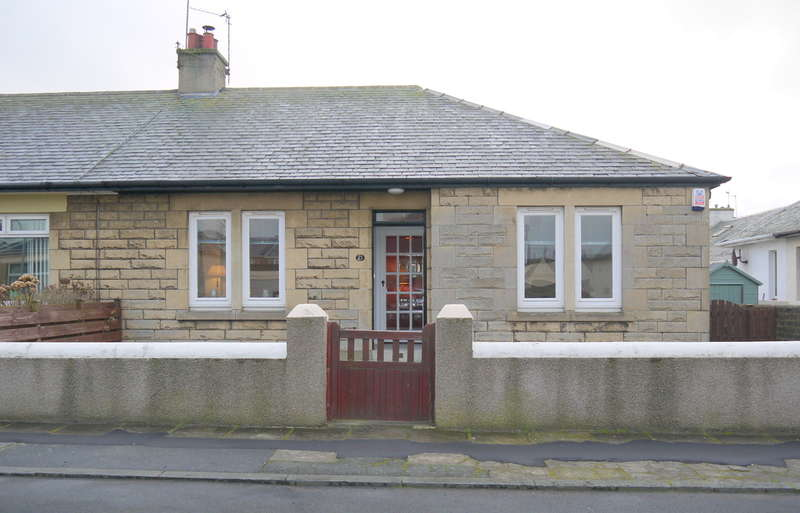 3 Bedrooms Semi Detached Bungalow for sale in Kirkholm Avenue, Ayr, KA8