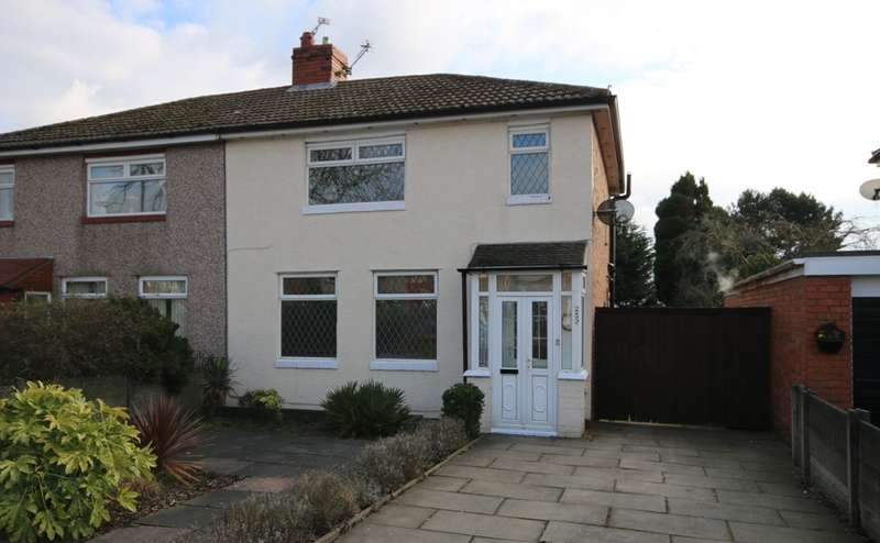 3 Bedrooms Semi Detached House for sale in Guildford Road, Birkdale, Southport