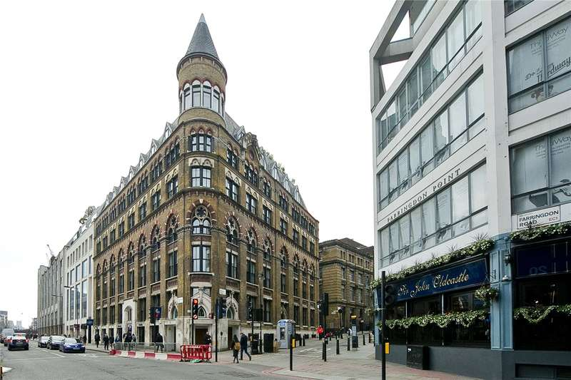 3 Bedrooms Flat for sale in Farringdon Road, Clerkenwell, EC1M
