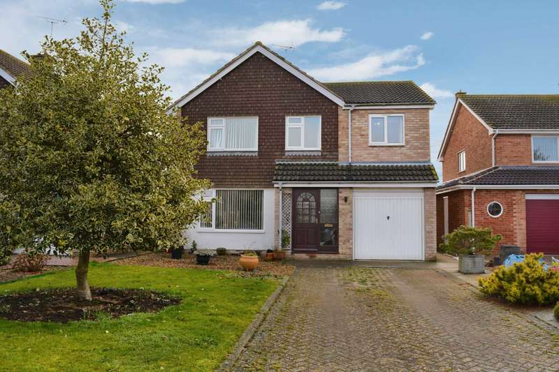 4 Bedrooms Detached House for sale in Greenfield Crescent, Wallingford