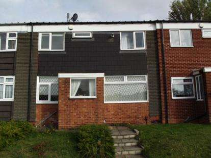 3 Bedrooms Terraced House for sale in Lawnsfield Grove, Birmingham, West Midlands