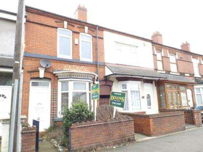 2 Bedrooms House for sale in Walsall Road, Wednesbury, West Midlands