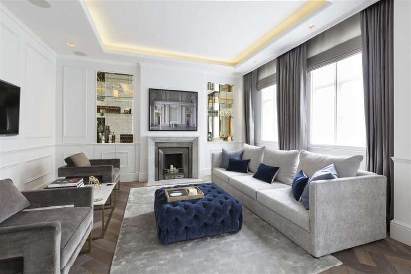 4 Bedrooms Flat for sale in Chiltern Court, London