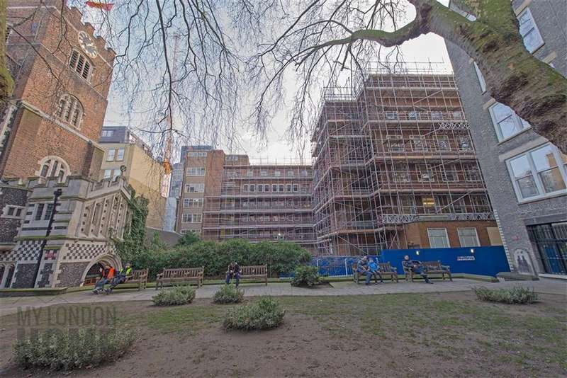 1 Bedroom Property for sale in Barts Square, Clerkenwell, EC1A