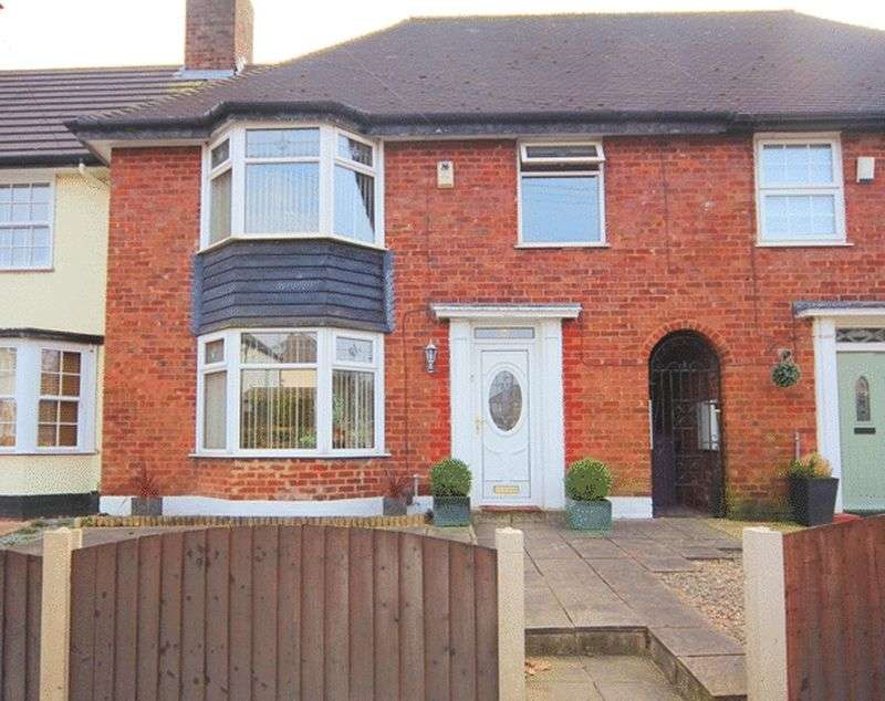 3 Bedrooms Terraced House for sale in Out Lane, Woolton, Liverpool, L25
