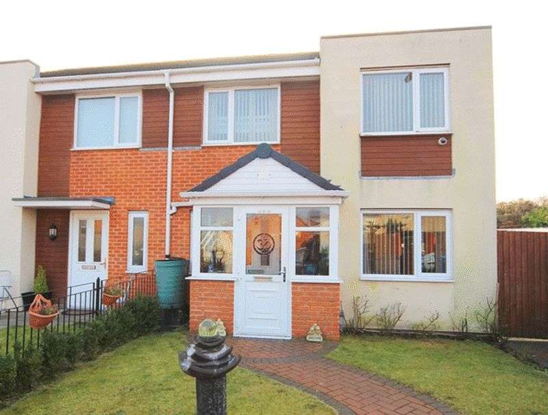 4 Bedrooms Semi Detached House for sale in Sterndale Close, Edge Hill, Liverpool, L7