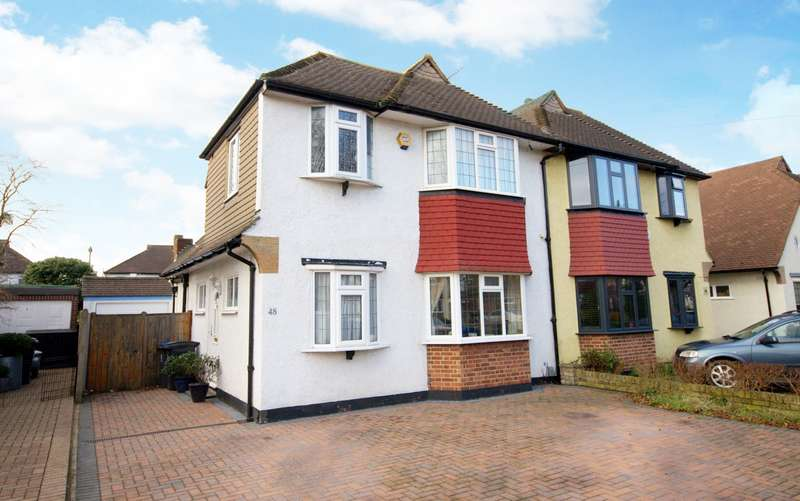 3 Bedrooms Semi Detached House for sale in Painters Estate
