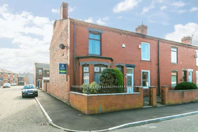 3 Bedrooms Terraced House for sale in Winifred Street, Ince, WN3 4SD