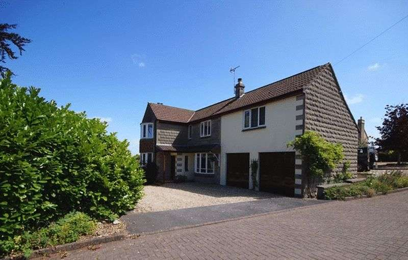 5 Bedrooms Detached House for sale in Chilcompton, Somerset
