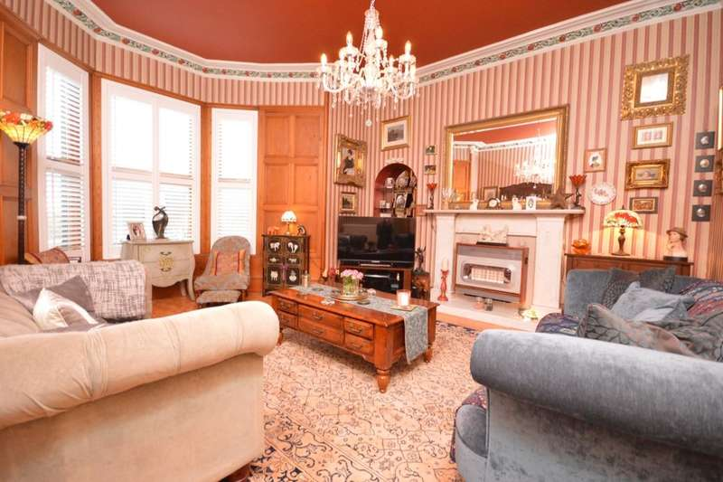2 Bedrooms Flat for sale in Victoria Road, Kirkcaldy, KY1