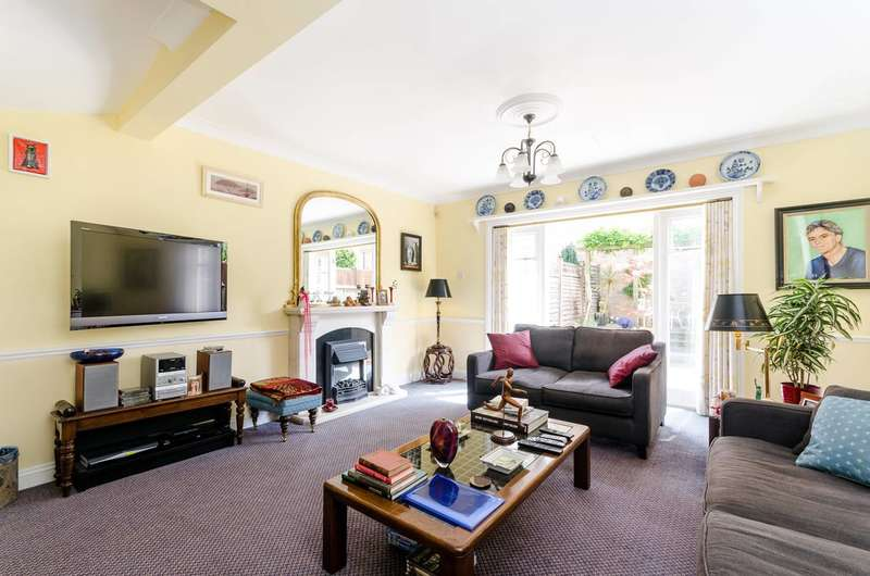4 Bedrooms House for sale in Malbrook Road, Putney, SW15