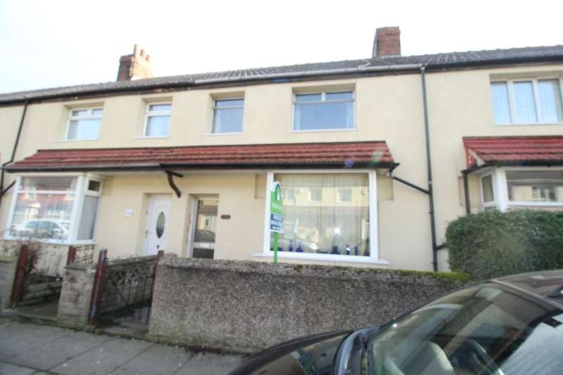 3 Bedrooms Property for sale in Longford Street, Middlesbrough, TS1