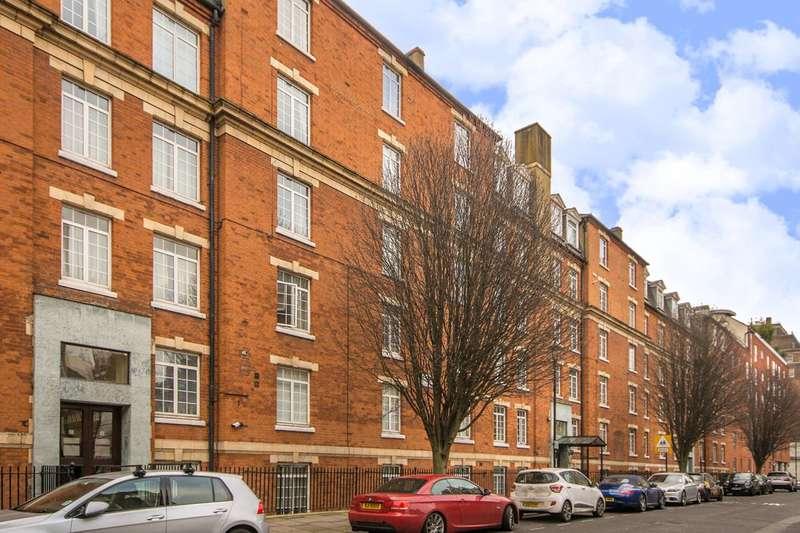 3 Bedrooms Flat for sale in Harrowby Street, Marylebone, W1H