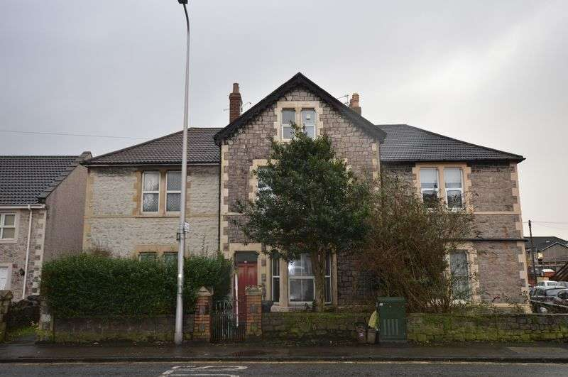 Flat for sale in Milton Road, Weston-Super-Mare