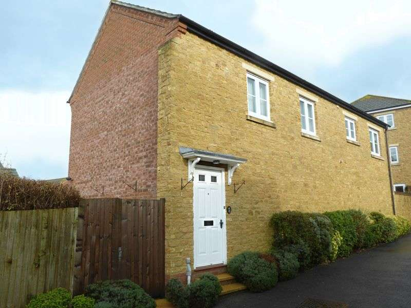 2 Bedrooms Detached House for sale in Vincent Way, Martock