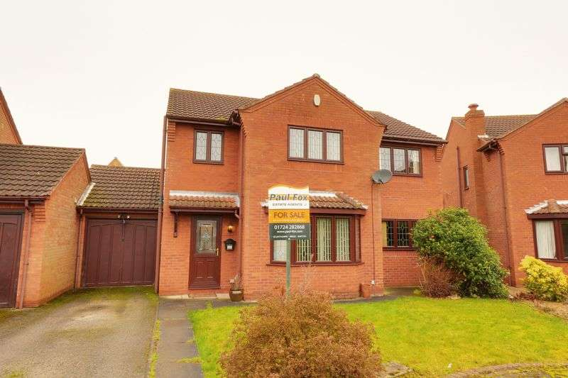 4 Bedrooms Detached House for sale in Manley Court, Epworth