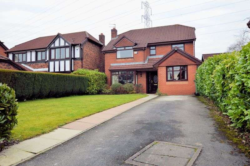 4 Bedrooms Detached House for sale in Donnington Road, Manchester