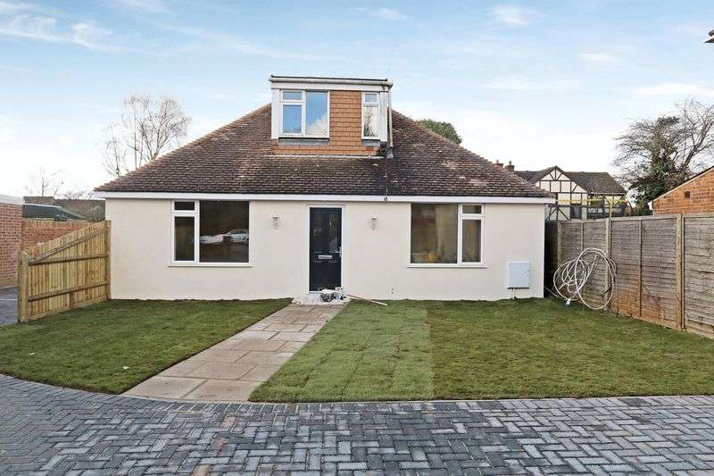 3 Bedrooms Detached Bungalow for sale in Southampton Road, Park Gate