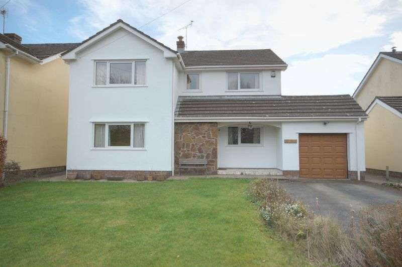 4 Bedrooms Detached House for sale in 'Millbrook' 2 Heol Y Nant, Llandow, Nr. Cowbridge, Vale of Glamorgan, CF71 7PE