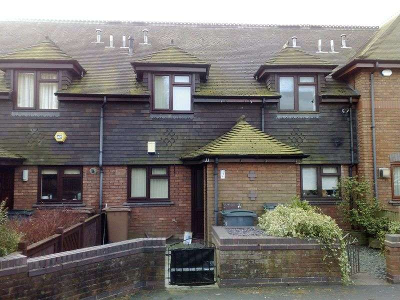 2 Bedrooms Terraced House for sale in Pebble Mill Street, Festival Park, Stoke-On-Trent
